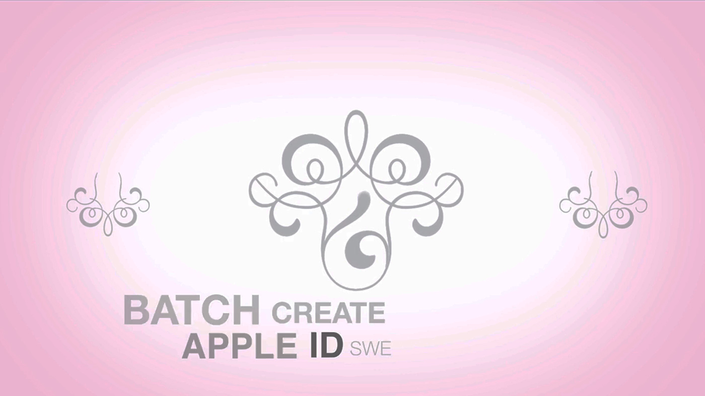 skapa apple id