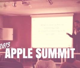 Apple Summit 2013