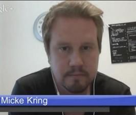 DViS HangoutOnAir #9: Micke Kring